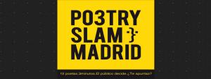 Poetry Slam Madrid
