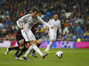 Cristiano Ronaldo abrió la lata frente al Rayo Vallecano