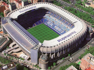 Estadio Santiago Bernabéu | Real Madrid CF | Distrito de Chamartín | Madrid