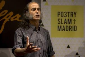 Luciano Sánchez del Águila | Poetry Slam especial por el Día Mundial de la Poesía 2014 | Casa Museo Lope de Vega | 21 de marzo de 2014