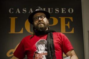 David Trashumante   Poetry Slam especial por el Día Mundial de la Poesía 2014   Casa Museo Lope de Vega   21 de marzo de 2014