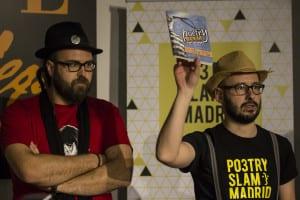 David Trashumante y Pablo Cortina | Poetry Slam especial por el Día Mundial de la Poesía 2014 | Casa Museo Lope de Vega | 21 de marzo de 2014