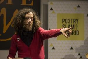 Diego Lebedinsky | Poetry Slam Madrid especial por el Día Mundial de la Poesía 2014| Casa Museo Lope de Vega | 21 de marzo de 2014