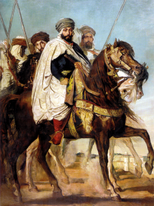 Abd ar-Rahman ibn Muhammad o Abderramán III | 891-961 | Primer Califa Omeya de Córdoba