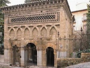 Ermita del Cristo de la Luz  | Antigua Mezquita de Bab Al-Mardum | Toledo, España