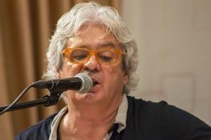 Joaquín Lera en la presentación de sus dos nuevos trabajos | (CC) Paula Díaz