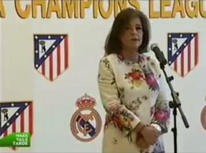Ana Botella | Alcaldesa de Madrid | Equivocándose como tiene por costumbre