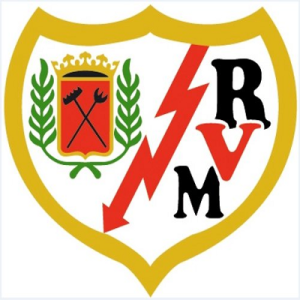 Escudo oficial del Rayo Vallecano de Madrid SAD