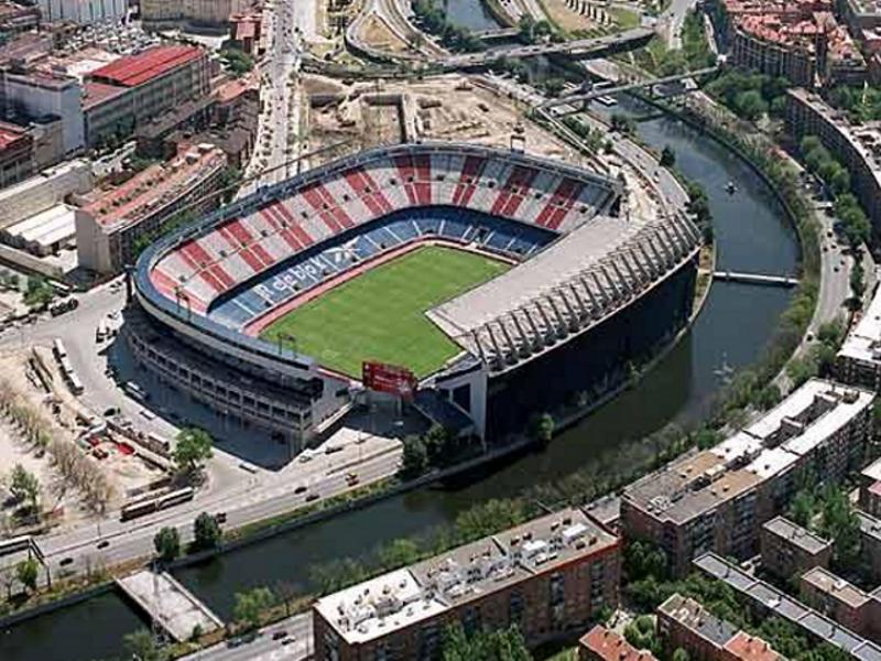 Estadio Vicente Calderón | Club Atlético de Madrid SAD | Distrito de Arganzuela | Madrid