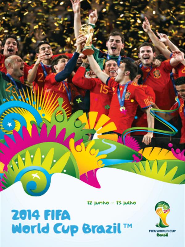 Copa Mundial FIFA Brasil 2014 | 12 junio - 13 julio