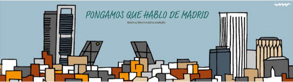 Cabecera PqHdM | Panorámica de Madrid | Skyline | Cállate la boca
