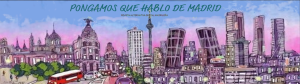 Cabecera PqHdM | Panorámica de Madrid | Skyline | José Alcalá