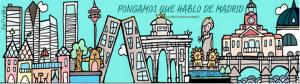 Cabecera PqHdM | Panorámica de Madrid | Skyline | Mi Petit Madrid