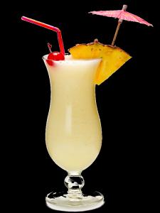 El cóctel Piña Colada es la bebida oficial de Puerto Rico