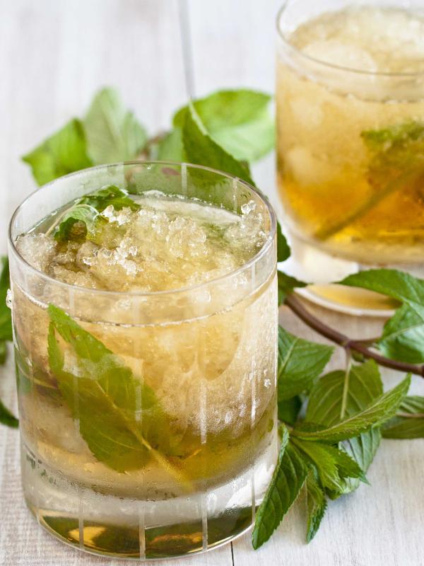 El Julepe de Menta era la bebida favorita del escritor William Faulkner