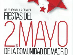 Fiestas del 2 de mayo 2014 | Del 26 de abril al 4 de mayo de 2014 | Comunidad de Madrid