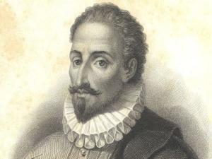 Miguel de Cervantes Saavedra | 1547-1616 | Soldado y escritor madrileño