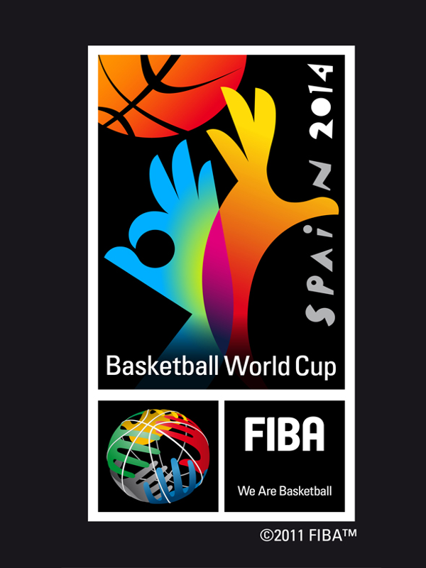 Cartel oficial | Copa del Mundo de Baloncesto España 2014 | FIBA Basketball World Cup Spain 2014