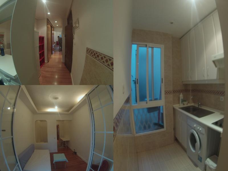 Apartamento 46 m2 alquiler | Calle de la Paloma | Exterior 2ª planta | Cocina amueblada, resto sin amueblar | Baño completo Armario grande empotrado