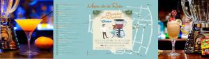 Cócteles por Madrid by Oster | Del 25 al 28 de septiembre y del 2 al 5 de octubre de 2014 | Barrio de Malasaña - Centro - Madrid | Portada