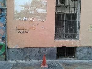 Imágenes del fin del mundo | 1 | Calle Madera | Barrio de Malasaña | Madrid | 07-09-2014