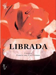 Portada | 'Librada' de Consuelo García del Cid Guerra | Algón Editores - Colección Añil | Granada, 2014