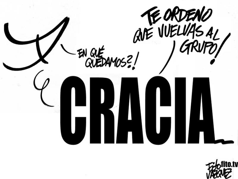 Terrible contradicción | © Fito Vázquez 2014