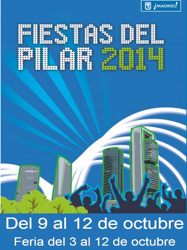Programaci n fiestas del barrio del pilar 2014 fuencarral el pardo madrid pongamos que - Centro de salud barrio del pilar ...