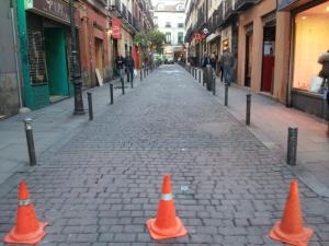 Imágenes del fin del mundo | 3 | 'Limpieza de espíritu' | Calle del Espíritu Santo | Malasaña | Madrid | 12 - 01 - 2013