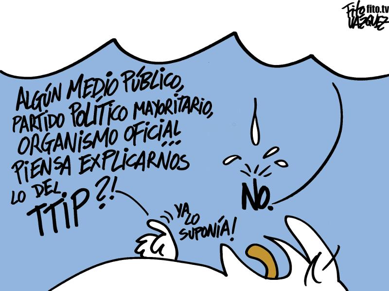 Sed de información   © Fito Vázquez 2014