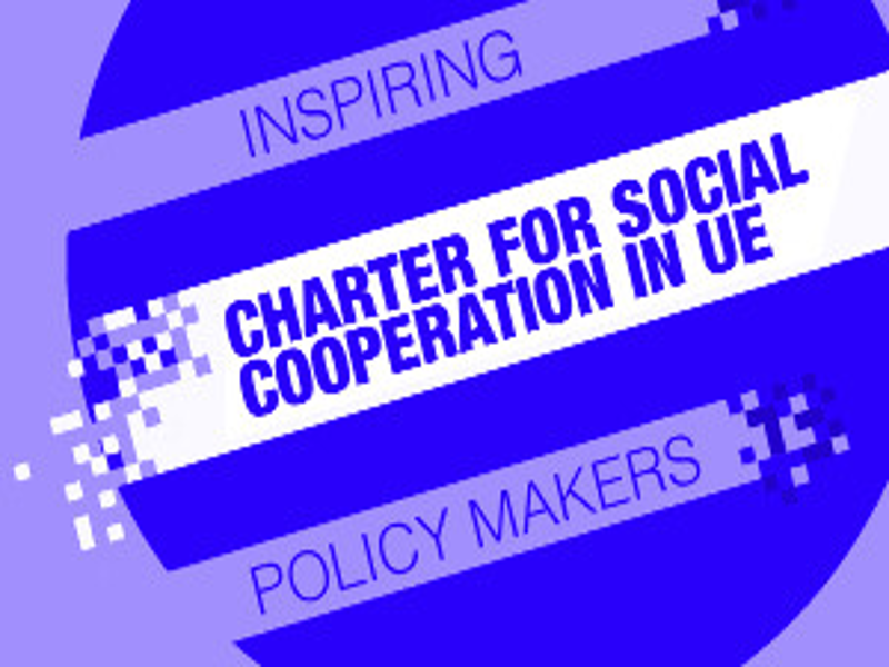Cooperland | Carta para la Cooperación Social en la Unión Europea | 'Charter for Social Cooperation in Europe'