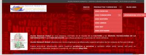 Cabecera web | Acción Network Global SL | Marketing 360º y Gestión Cultural | De lo local a lo global