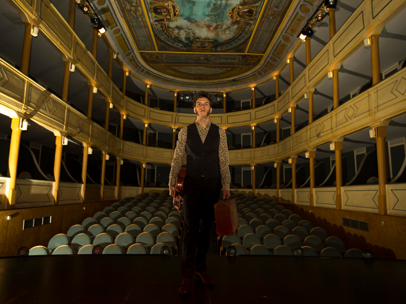 'Grandes Éxitos' de Joxean Orbegozo en el Teatro El Montacargas de Madrid | 6, 20 y 27 de diciembre de 2014