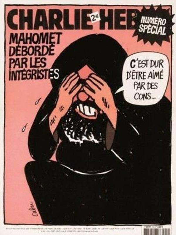 Portada | Número especial | Charlie Hebdo | Miércoles 7 de enero de 2015