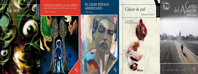 Evento Oblicuo | Las Colecciones de Ediciones Oblicuas | Presentación en Madrid | 05-03-2015