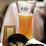 Gastronomía & Cerveza, nuevo concepto del maridaje | Casimiro Mahou & Racó d'en Cesc | Madrid Fusión 2015 | Risotto de setas y trufas con Marcenado
