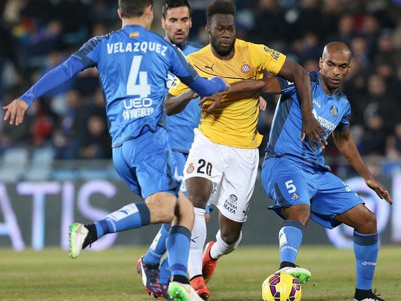 Getafe se impuso a Espanyol por 2-1 | Jornada 24ª - Liga BBVA 14-15 | Viernes 20 de febrero de 2015