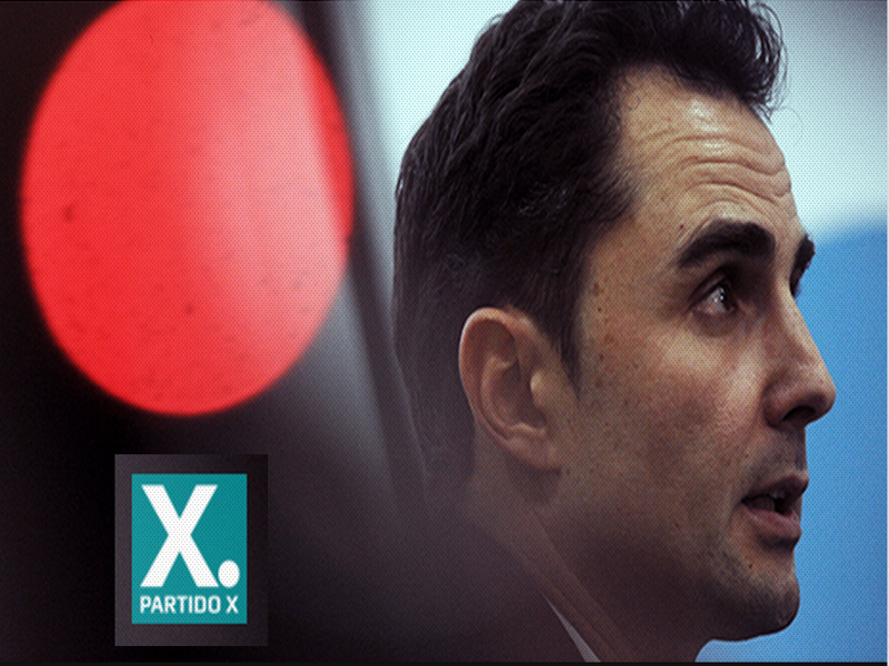 Hervé Falciani | Red Ciudadana Partido X