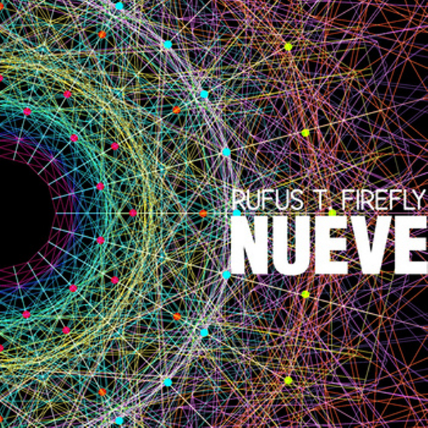 'Nueve' | Rufus T. Firefly | 2014 | Portada