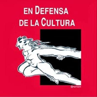 Logo 'Plataforma en Defensa de la Cultura'