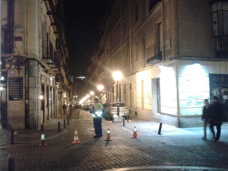 Imágenes del fin del mundo | 11 | Calle del Barco | Barrio de Chueca | Distrito Centro | Madrid | 28-10-2014