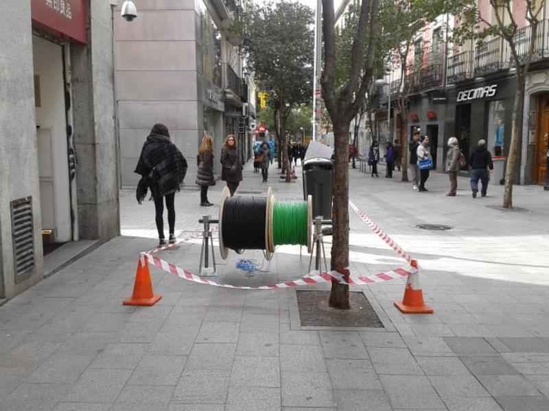 Imágenes del fin del mundo | 12 | Calle de Fuencarral | Barrio de Chueca | Distrito Centro | Madrid | 26-03-2015