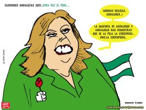MZ 2015 - 16 | Elecciones Andaluzas | © Trebi Mann 2015