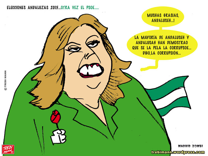 MZ 2015-16 | Elecciones Andaluzas | © Trebi Mann 2015