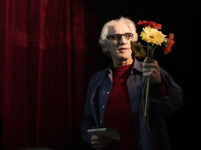 AASR - 4 | Bolo y sus flores de presentación de eventos poéticos | Del 27 de abril al 3 de mayo de 2015