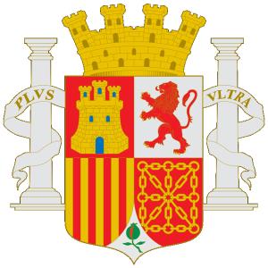 Escudo oficial de España durante la Segunda República (1931-1939)