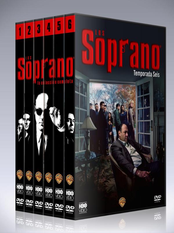 Los 86 capítulos de las 6 temporadas de 'Los Soprano' fueron emitidos en España por Canal + entre 2000 y 2007