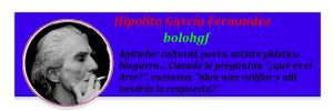 Perfil colaboradores PqhdM   Hipolito García Fernández   Bolohgf