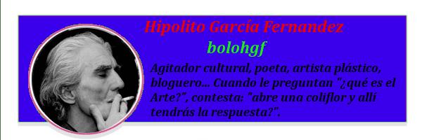 Perfil colaboradores PqhdM | Hipolito García Fernández | Bolohgf