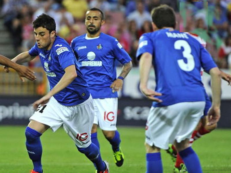 El Getafe perdió en casa con el Granada en el encuentro de la jornada 35ª de Liga BBVA 14-15